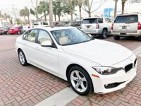 EPA 33 MPG Hwy/22 MPG City! BMW Certified, Excellent