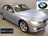 GREAT PRICE and BMW CERTIFIED! This local, one owner