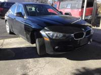 1 Owner 2014 328i xDrive with Only 30000 miles! Dark