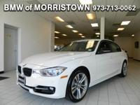 BMW Certified. EPA 33 MPG Hwy/22 MPG City! Nav System,