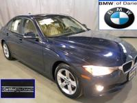 LOW MILEAGE, FULLY EQUIPPED AND BMW CERTIFIED! This