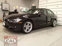 Options:  2014 Bmw 3 Series 4Dr Sdn 328I Xdrive Awd