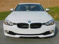 2014 BMW 3 Series 328i xDrive AWD. 33/22 Highway/City