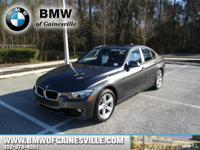 BMW Certified, 328xi, Mineral Grey, Black Dakota,