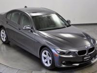BMW Certified 2014 328i xDrive with less than 8,500