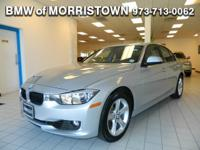 EPA 33 MPG Hwy/22 MPG City! BMW Certified, ONLY 29,493