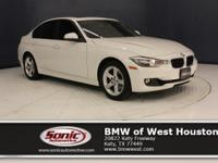 This Certified Pre-Owned 2014 BMW 328i xDrive is a One