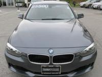 2014 BMW 328i Automatic 8-Speed   All Wheel Drive,