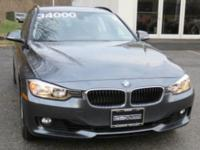2014 BMW 328i Automatic 8-Speed   This terrific-looking