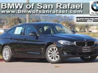 Options:  2014 Bmw 3 Series Gran Turismo 5Dr 328I