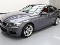 2014 BMW 3-Series with M Sport Package,3.0L
