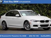 Options:  2014 Bmw 3 Series 335I|Alpine White/Black|V6