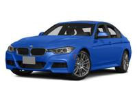 Priced below KBB Fair Purchase Price! 2014 BMW 3 Series