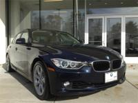 Low mileage, nicely equipped 2014 BMW 335i xDrive in
