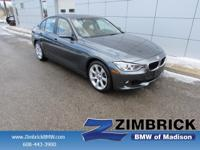 Options:  2014 Bmw 3 Series 4Dr Sdn 335I Xdrive