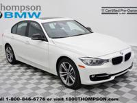 Take command of the road in the 2014 BMW 335i xDrive!