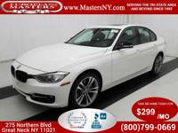 This Incredible White (Alpine White) 2014 BMW 335I