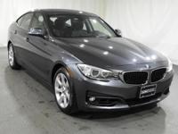 2014 BMW 3 Series Mineral Gray Metallic AWDCARFAX