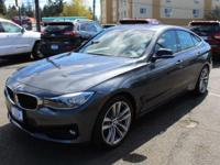 New Price! BMW 3 Series Gray AWD. 30/20 Highway/City