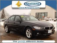 This 2014 BMW 3 Series 328i xDrive comes equipped with