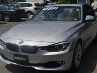 2014 BMW ActiveHybrid 3 Automatic 8-Speed This