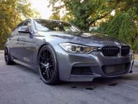I had this car custom ordered from BMW with Navigation