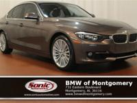 This Certified Pre-Owned 2014 BMW 328i comes complete