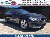 LOCALLY OWNED 2014 BMW 4 SERIES 428i CONVERTIBLE**CLEAN
