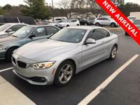 2014 BMW 4 Series 428i* TECHNOLOGY PACKAGE- NAVIGATINO-