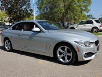 BMW CERTIFIED WARRANTY. One Owner, Always Garage Kept