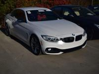 Step into the 2014 BMW 428i! Pure practicality in a