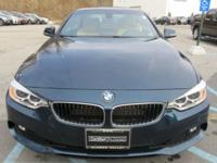 2014 BMW 428i Automatic 8-Speed   Less than 30k