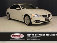 Introducing the 2014 BMW 428i! It delivers plenty of