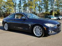 This 2014 BMW 4 Series 428i is proudly offered by