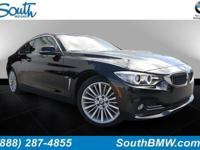 Options:  2014 Bmw 4 Series 428I|Black Sapphire