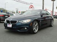 Options:  2014 Bmw 4 Series 428I|/|V4 2.0 L |38056