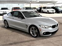 We are excited to offer this 2014 BMW 4 Series. Drive