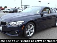 BMW Certified, CARFAX 1-Owner, LOW MILES - 28,105! JUST