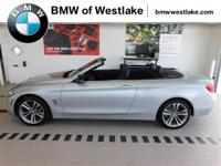 One owner, 428i xDrive Convertible equipped with Sport