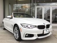Low mileage, nicely equipped 2014 BMW 428i Convertible
