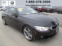 BMW Certified. A one owner beyond compare. Mileage so