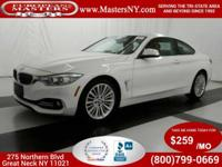 This Beautiful White (Alpine White) 2014 BMW 428I