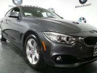 428i xDrive, BMW Certified, and 2.0L 4-Cylinder DOHC
