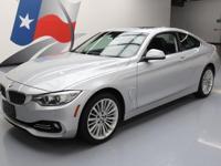 2014 BMW 4-Series with Luxury Line,2.0L Turbocharged I4