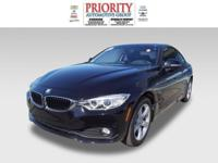 People everywhere will love the way this 2014 BMW 4