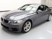 This awesome 2014 BMW 4-Series comes loaded with the
