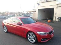 Sensibility and practicality define the 2014 BMW 435i!