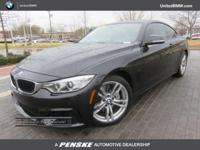 BMW Certified, CARFAX 1-Owner, GREAT MILES 30,983! EPA