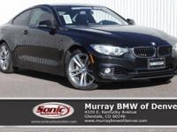 This Certified Pre-Owned 2014 BMW 435i xDrive AWD Coupe