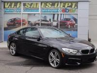 Check out this gently-used 2014 BMW 4 Series we